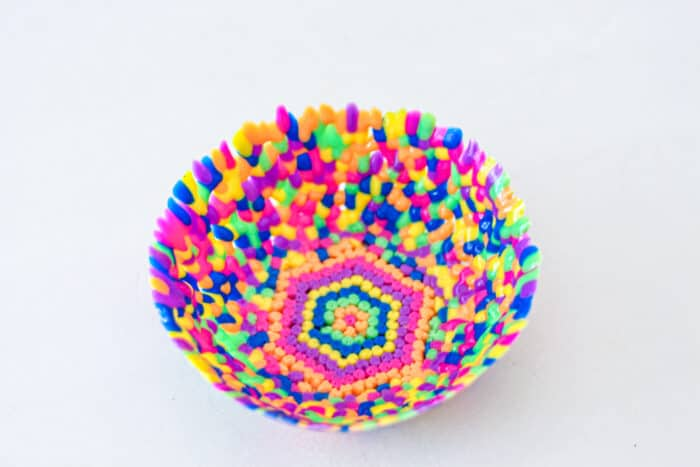 Melty Beads Bowl