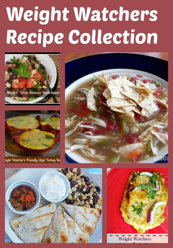 Weight Watcher Recipe Collection