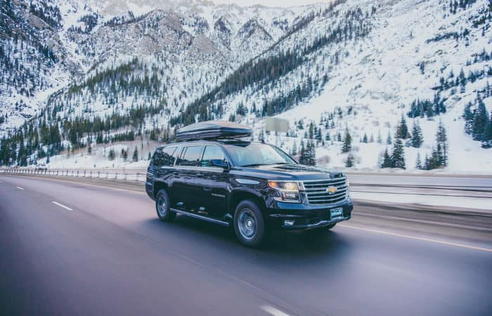 Private SUV Colorado