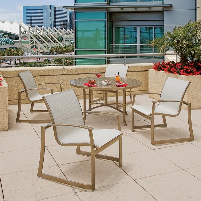 Superb Tropitone Replacement Slings Tropitone Chair Slings Interior Design Ideas Tzicisoteloinfo