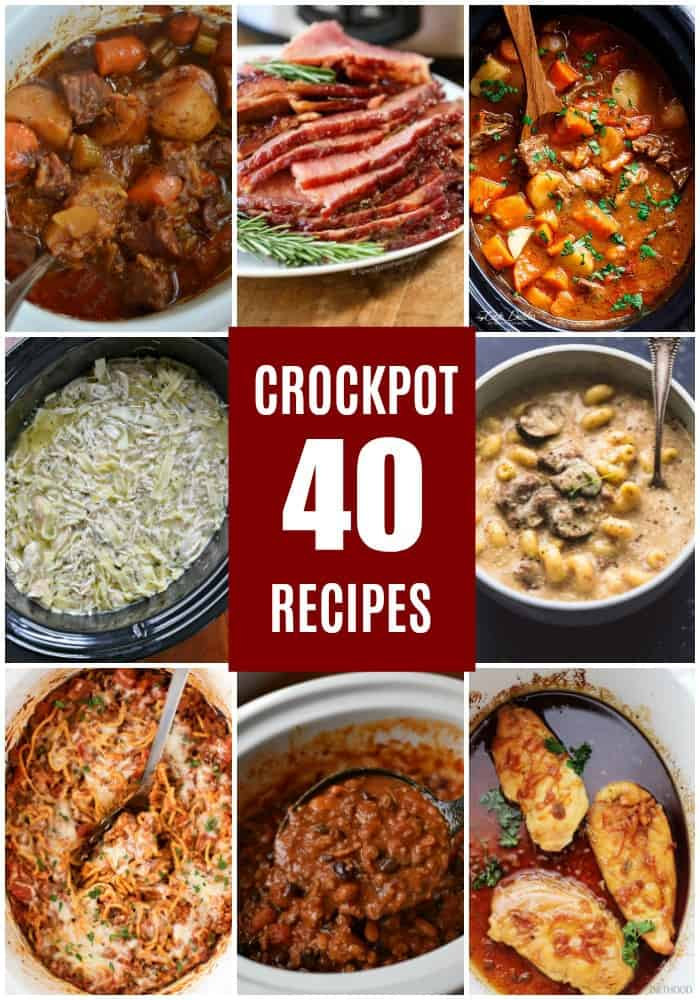 Delicious Crockpot Recipes