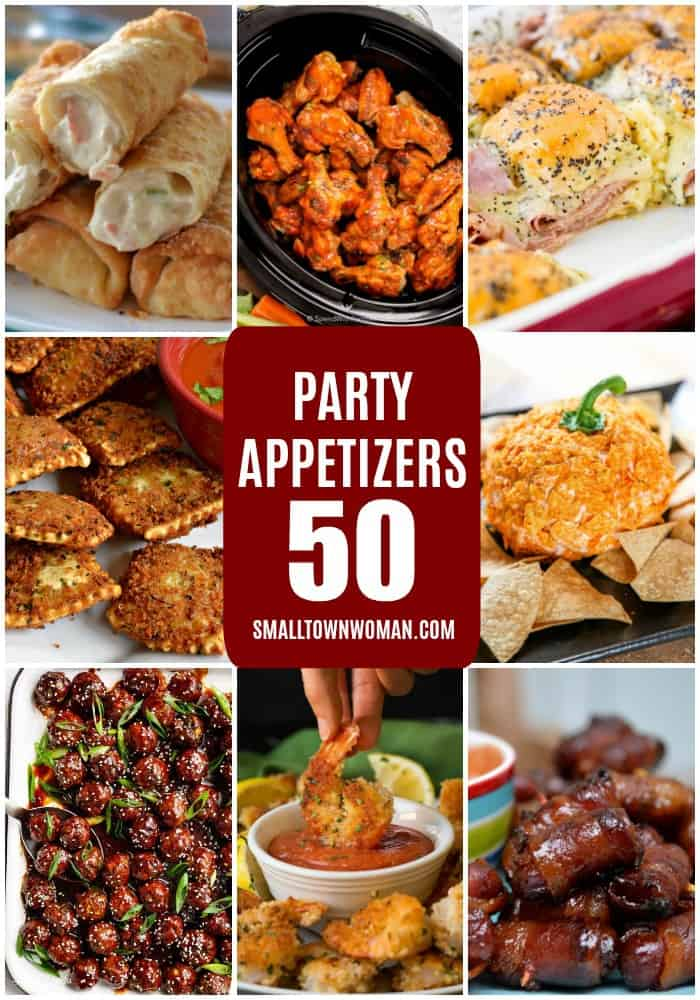 Fabulous Fall and Winter Party Appetizers