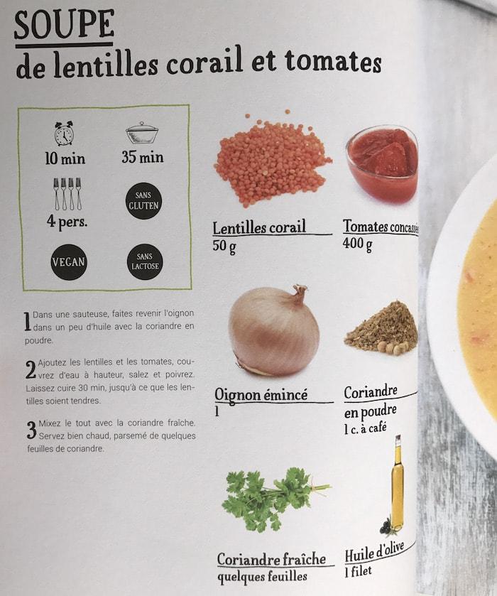 Recettes végétariennes inratables - Larousse - Veggiebulle
