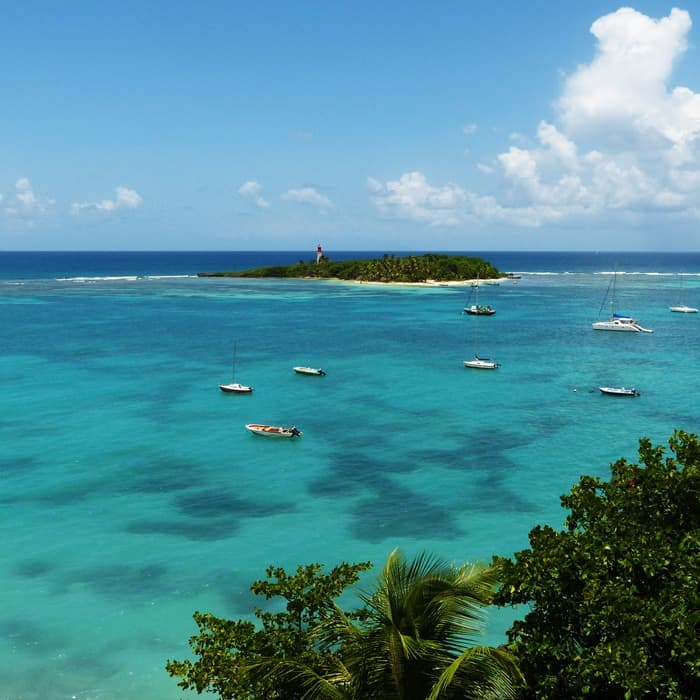 Guadeloupe accessible