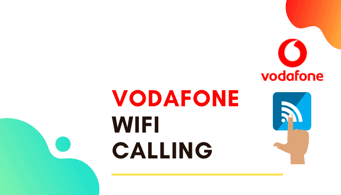 how do i turn on vodafone wifi calling uk