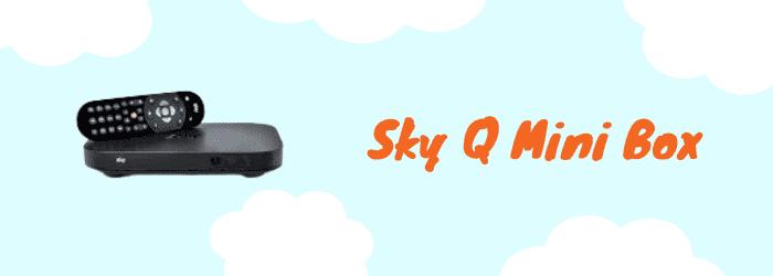 can i buy a sky q mini box and Install it myself