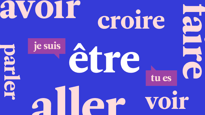 Os 20 verbos mais comuns em 7 idiomas.