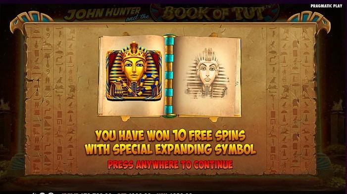 Tutankhamun Special Symbol