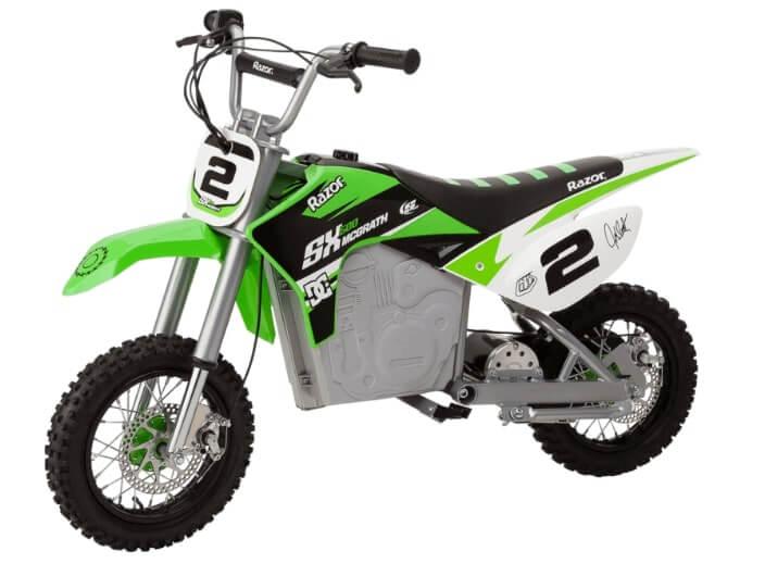 Razor SX500 Dirt Rocket McGrath Green