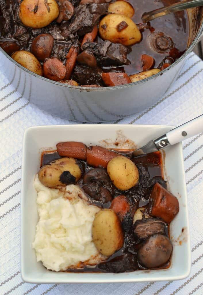 Delicious Beef Bourguignon Recipe