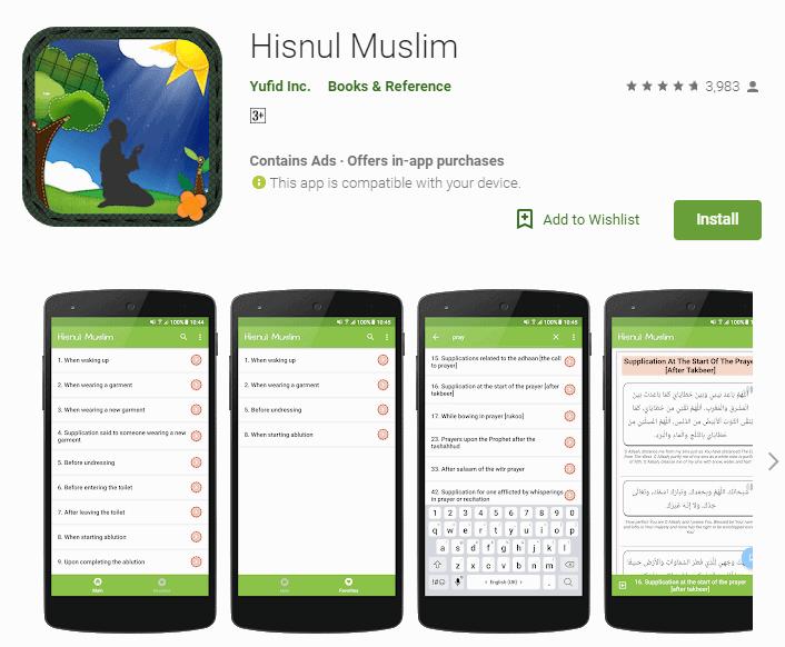 Aplikasi Wajib Bulan Puasa Ramadhan, Sebagai Pengingat, dan Mempermudah Ibadahmu Di Bulan Suci 2