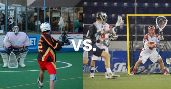 Should You Play Box Lacrosse Goalie?