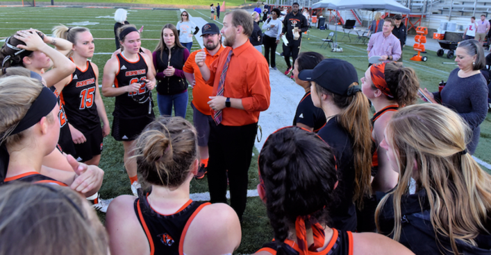 Georgetown College Head Coach Brandon Davis on Starting Programs, Using Stats, and Coaching Female Goalies – LGR Podcast #84