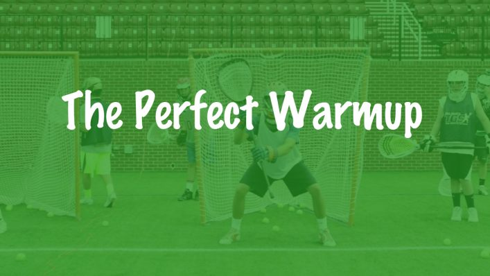 The Perfect Lacrosse Goalie Warmup Plan