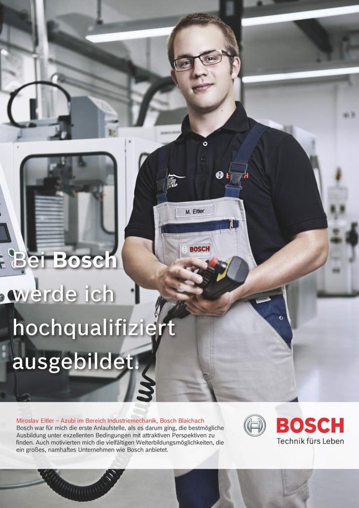 Werbefotografie Kempten Bosch Werbung Miroslav