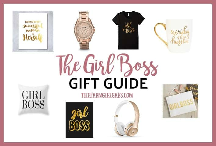 The Girl Boss Gift Guide