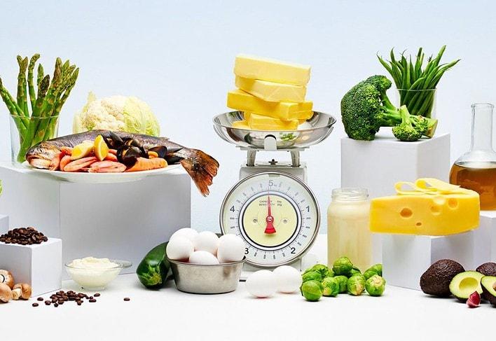 Продукты, которые позволяет кето диета