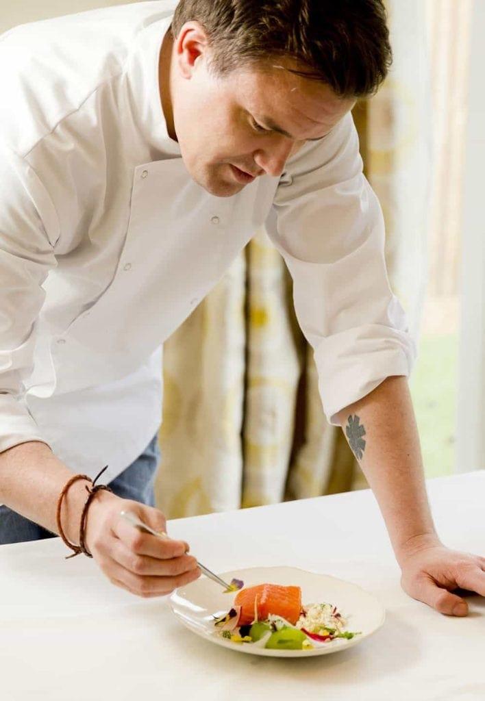 Justin Brown - Plating | AmateurChef.co.uk