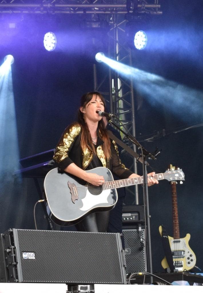 South Tyneside Festival KT Tunstall