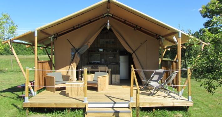 Lodge avec terrasse Clos de Saires