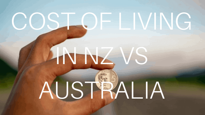 NEW ZEALAND cost of living