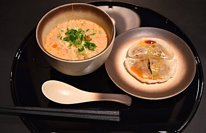坦々麺の画像