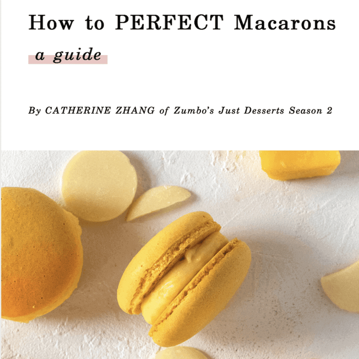 Purchase How to Perfect Macarons Ebook