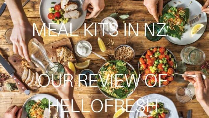 MEAL KITS IN NZ