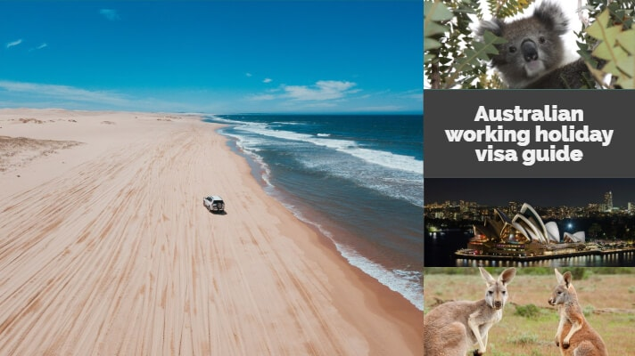 working holiday visa in Australia guide