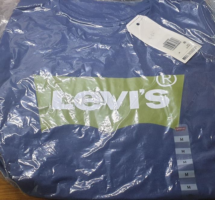 Áo thun Levi's logo chính hãng