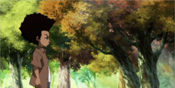 The Boondocks is Getting a Reboot