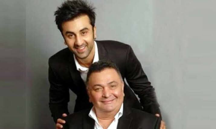 After a year, Rishi Kapoor returned to India after getting treatment for cancer