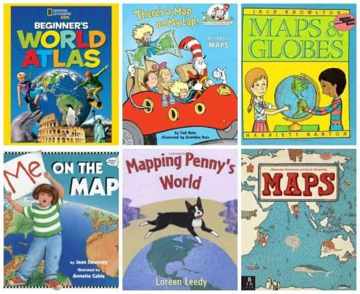 Geography Books for Kids