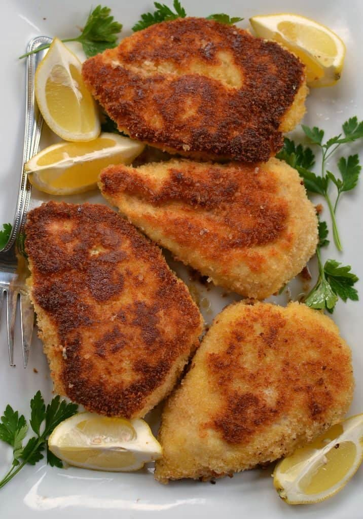 Easy Pan Fried Chicken Kiev