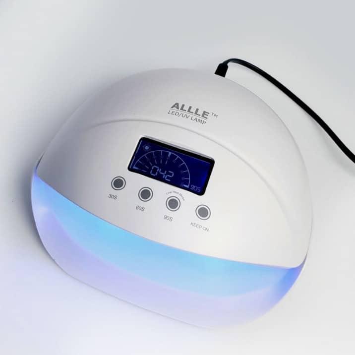 Najlepsza lampa LED do paznokci za rozsądną cenę 1