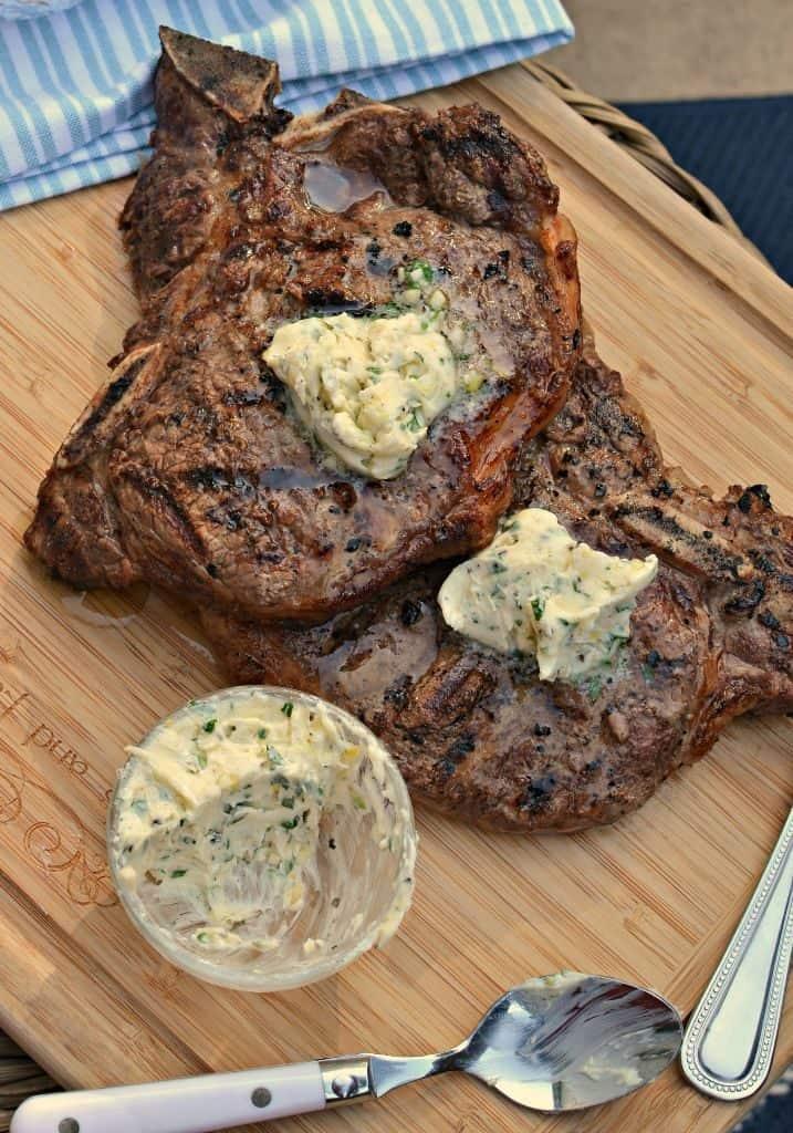 Perfect Steak Butter