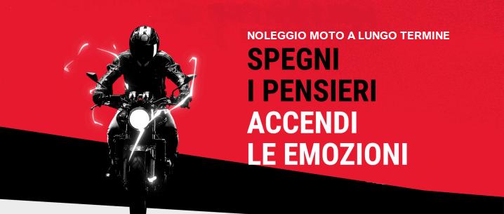 NOLEGGIO MOTO LONG RENT
