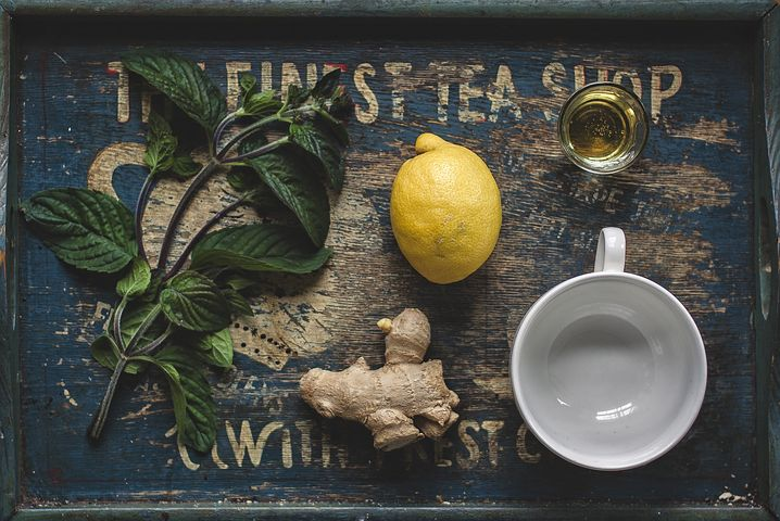 Benefits of Lemon and Ginger Tea for weight loss.