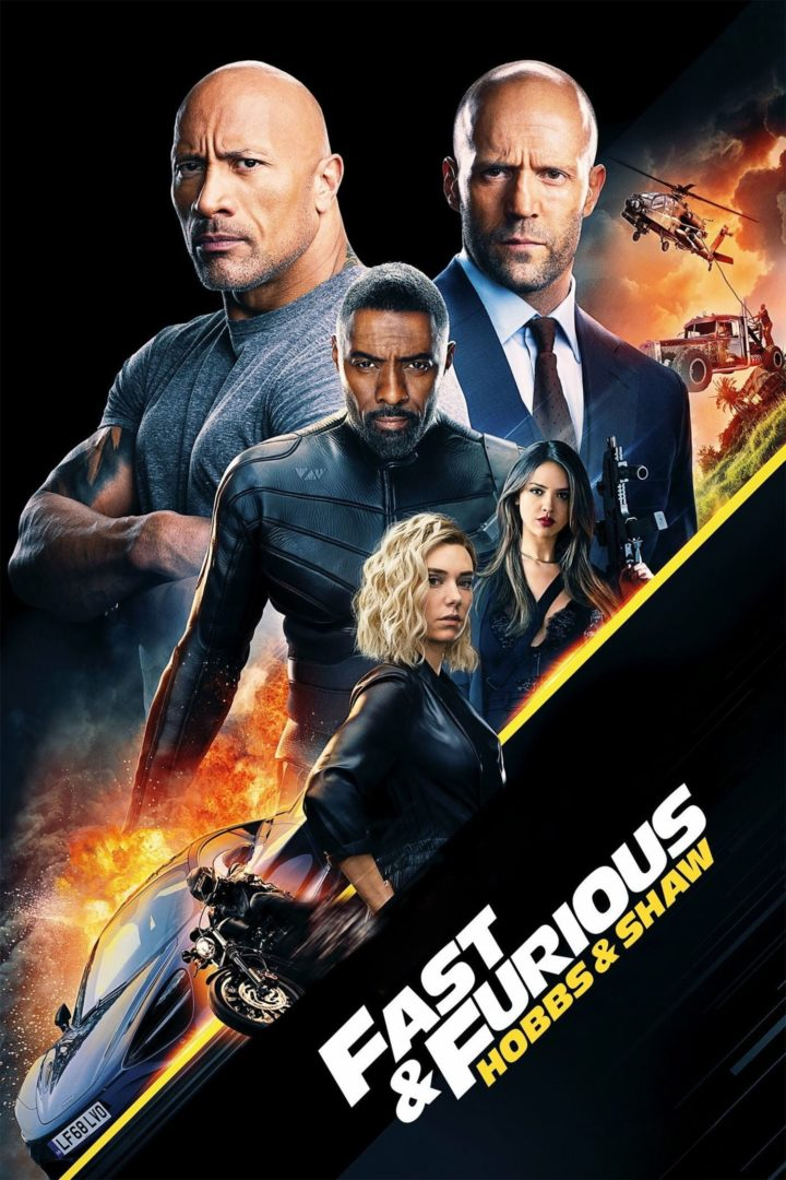 Fast & Furious Presents- Hobbs & Shaw (2019)
