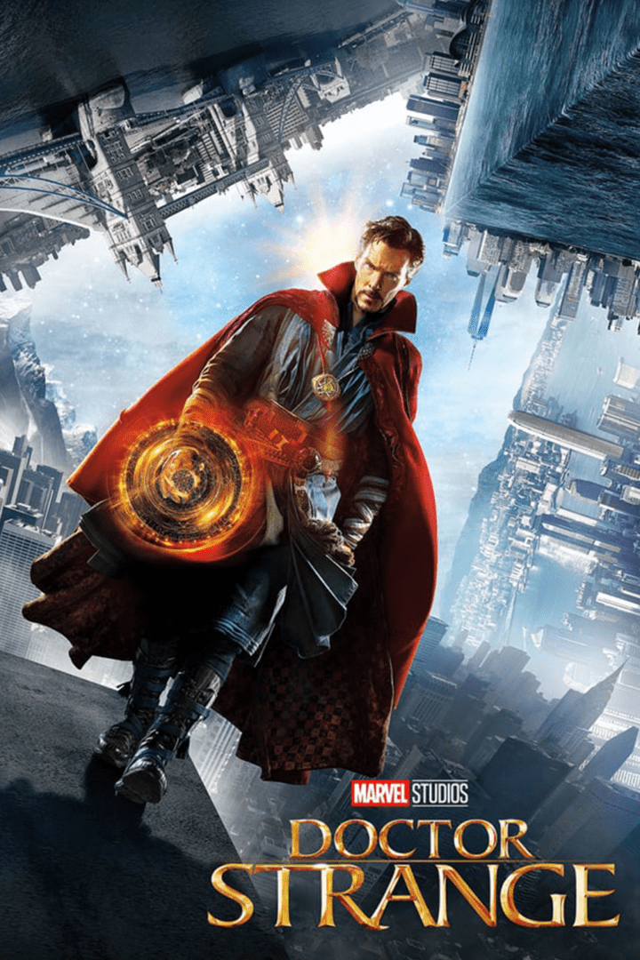 Doctor Strange ด็อกเตอร์ สเตรนจ์ จอมเวทย์มหากาฬ (2016)