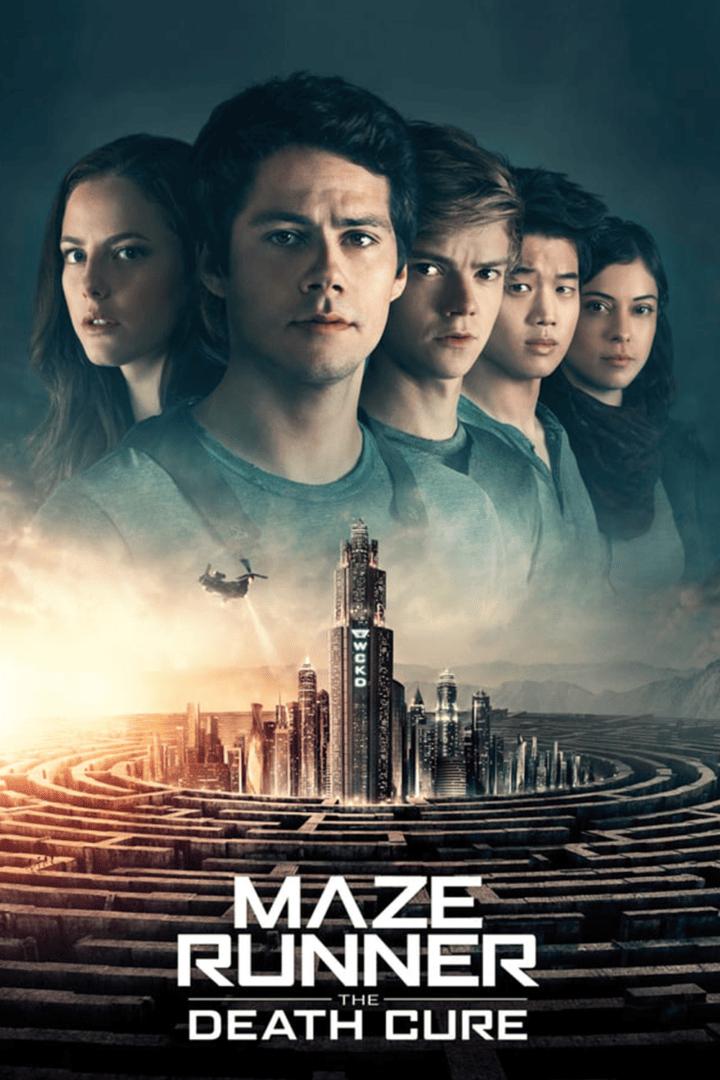 Maze Runner: The Death Cure เมซ รันเนอร์ ไข้มรณะ (2018)