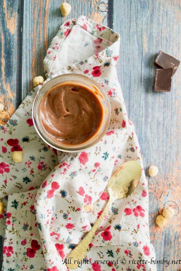 Nutella bimby