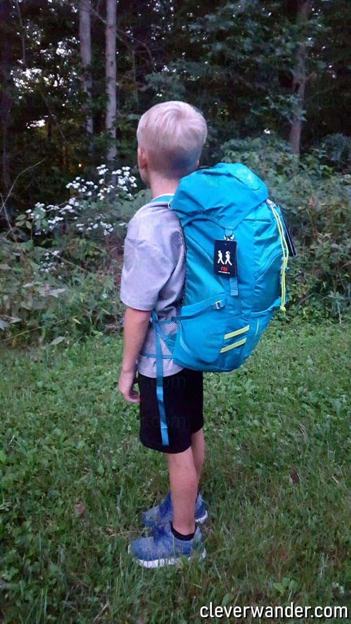 Osprey Jet Kids Backpack - image review 3