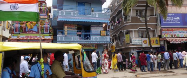 Reisebrev fra India