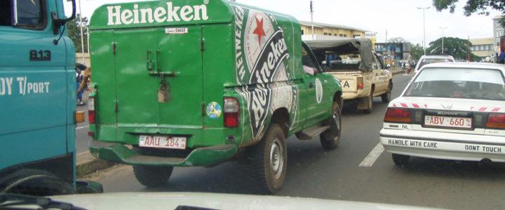 Norge vil stoppe avtale mellom Global Fund og Heineken