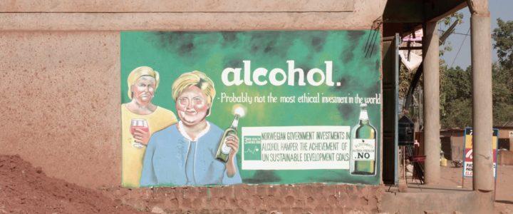 Kronikk: Oljefondet har et alkoholproblem