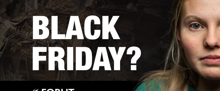 Black Friday? Gjør heller hverdagen mindre svart for barn i Nepal