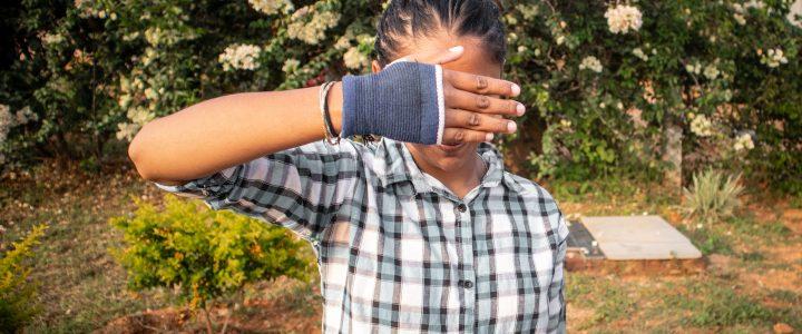 Jenter i krise får hjelp på Suraksha