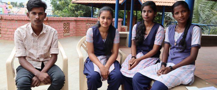 Ung og lovende i India