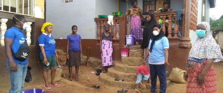Andre smittebølge har truffet Sierra Leone